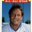 1986 Topps 714 George Brett AS