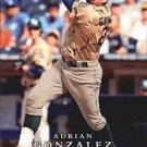 2008 Upper Deck First Edition 449 Adrian Gonzalez