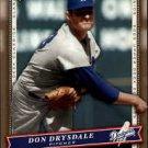2005 Upper Deck Classics 26 Don Drysdale