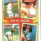 1986 Topps 5 Pete Rose 75-78