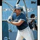 1986 Topps 168 Jeff Burroughs