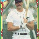 1987 Fleer Star Stickers 47 Kirk Gibson