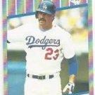 1989 Fleer 57 Kirk Gibson