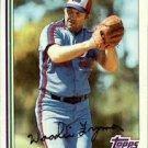 1982 Topps 788 Woodie Fryman