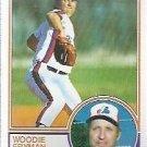 1983 Topps 137 Woodie Fryman