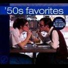 '50s Favorites [Digipak] by Various Artists (CD, Sep-2010, Sonoma Entertainment)