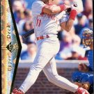 1995 SP Silver 45 Barry Larkin