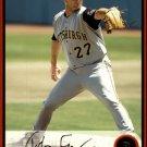 2003 Bowman 150 Josh Fogg