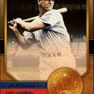 2012 Topps Golden Greats GG2 Lou Gehrig