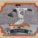 2012 Panini Cooperstown 104 Bob Gibson