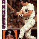 1984 Topps 782 Steve Balboni