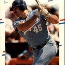 1988 Fleer 251 Steve Balboni