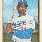 1990 Bowman 100 Hubie Brooks