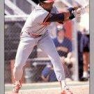 1992 Leaf 378 Hubie Brooks