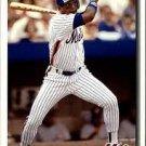 1992 Upper Deck 114 Hubie Brooks