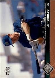 1997 Upper Deck 96 Jeff Cirillo