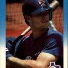 1987 Fleer Update 10 Bob Brower