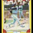 1982 Drake's 9 Cecil Cooper