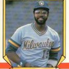 1987 Fleer Award Winners 10 Cecil Cooper