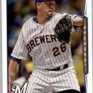2014 Topps 51 Kyle Lohse