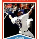 2004 Fleer Platinum 172 Jason Phillips UH
