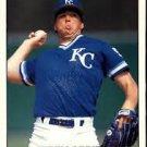 1992 Donruss 455 Kevin Appier