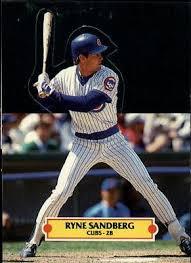 1988 Donruss Pop-Ups 13 Ryne Sandberg