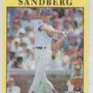 1991 Fleer 431 Ryne Sandberg