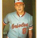 1987 Topps Glossy Send-Ins 37 Cal Ripken