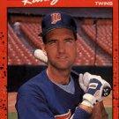 1990 Donruss 199 Randy Bush