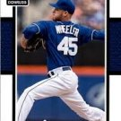 2014 Donruss 166 Zack Wheeler