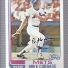 1982 Topps 43 Mike Cubbage