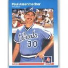1987 Fleer 511 Paul Assenmacher
