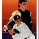 1991 Upper Deck 29 Carlton Fisk TC