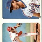 1984 Topps Stickers 109 Bob Bailor (122)