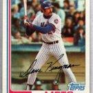 1982 Topps 690 Dave Kingman