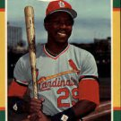 1986 Fleer Limited Edition 11 Vince Coleman