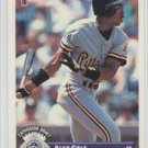1993 Donruss 786 Alex Cole