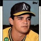 1986 Topps 304 Mike Gallego RC