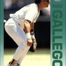 1992 Fleer 256 Mike Gallego