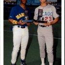 1991 Upper Deck Final Edition 79F K.Griffey Jr./R.Sandberg CL