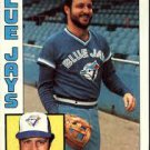 1984 Topps 256 Dave Geisel