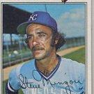 1977 Topps 314 Steve Mingori