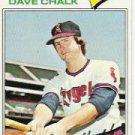 1977 Topps 315 Dave Chalk