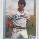 1982 Topps 462 Dave Chalk