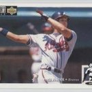 1994 Collector's Choice #156 David Justice