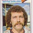 1977 Topps 33 Wayne Garland