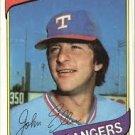 1980 Topps 283 John Ellis