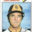 1977 Topps 39 Tom Griffin