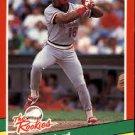 1991 Donruss Rookies 8 Ray Lankford
